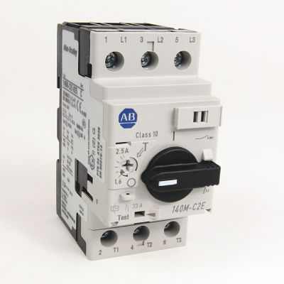 Rockwell Automation 140M-C2E-B63-TE