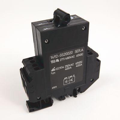 Rockwell Automation 1492-GS2G010