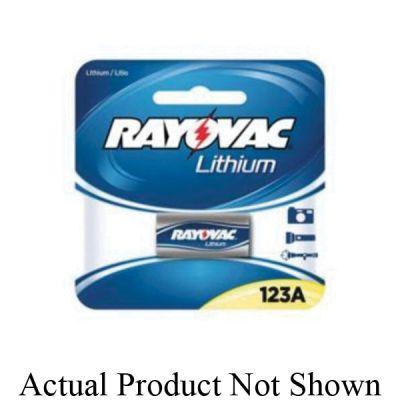 Rayovac RL123A-1