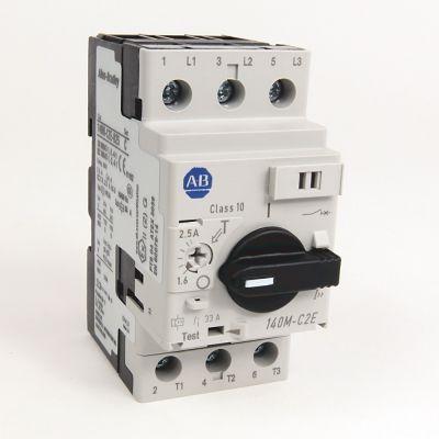 Rockwell Automation 140M-C2E-B10