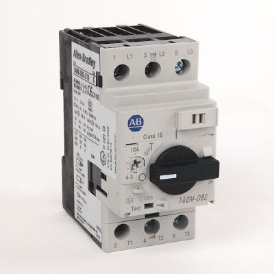 Rockwell Automation 140M-D8E-C16