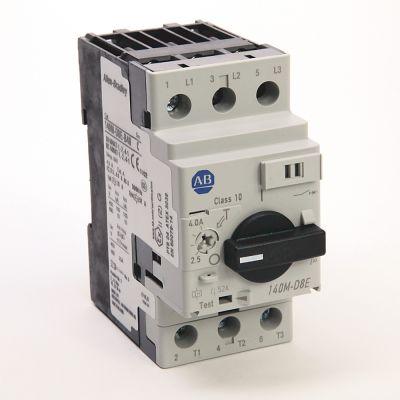 Rockwell Automation 140M-D8E-B25