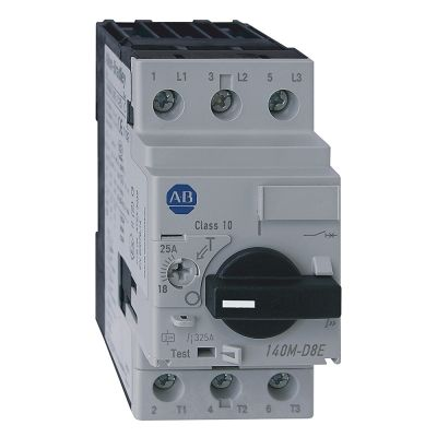 Rockwell Automation 140M-D8N-B25