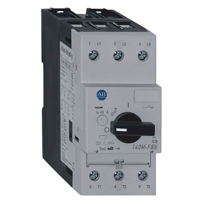 Rockwell Automation 140M-F8N-C25