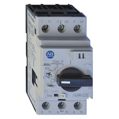 Rockwell Automation 140M-C2E-C10-KN