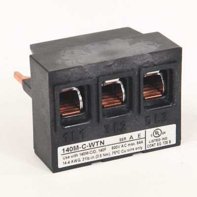 Rockwell Automation 140M-C-WTN