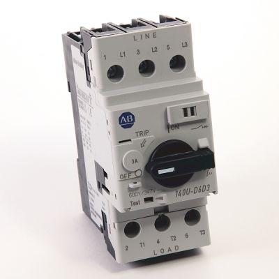 Rockwell Automation 140U-D6D3-B30