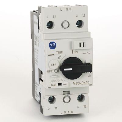Rockwell Automation 140U-D6D2-A50