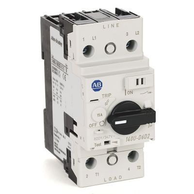 Rockwell Automation 140U-D6D2-C15