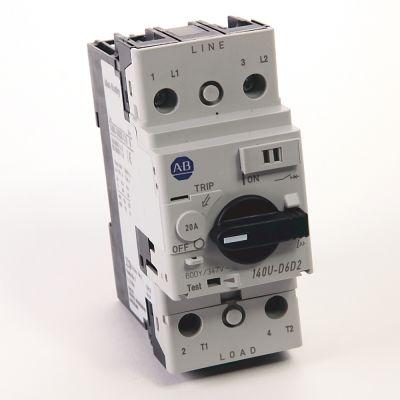Rockwell Automation 140U-D6D2-C20