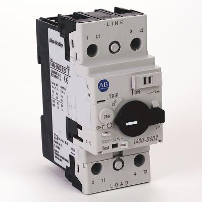 Rockwell Automation 140U-D6D2-C25