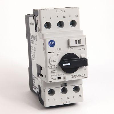 Rockwell Automation 140U-D6D3-A50