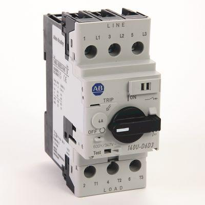 Rockwell Automation 140U-D6D3-B40