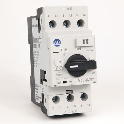 Rockwell Automation 140U-D6D3-C12