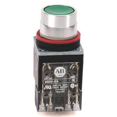 Rockwell Automation 800MR-A2D2