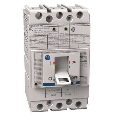Rockwell Automation 140G-M0K4-D63