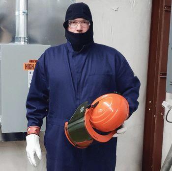 arc flash PPE