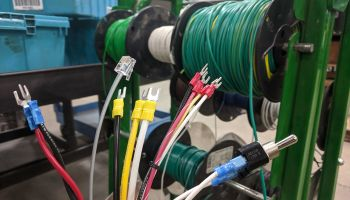 custom wire harnesses and assemblies