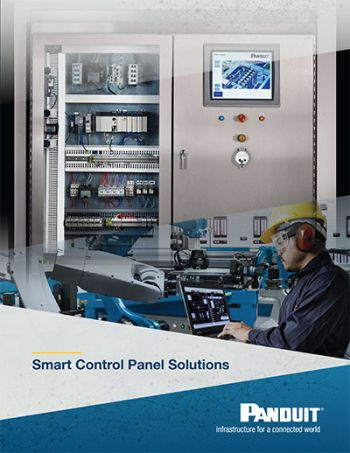 space optimization for control panels