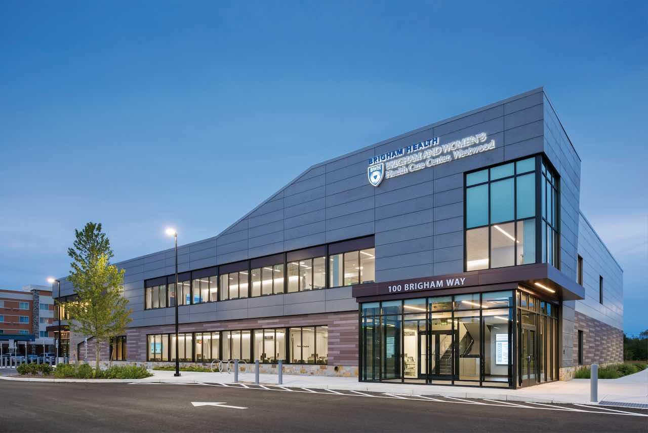 health care building lighting