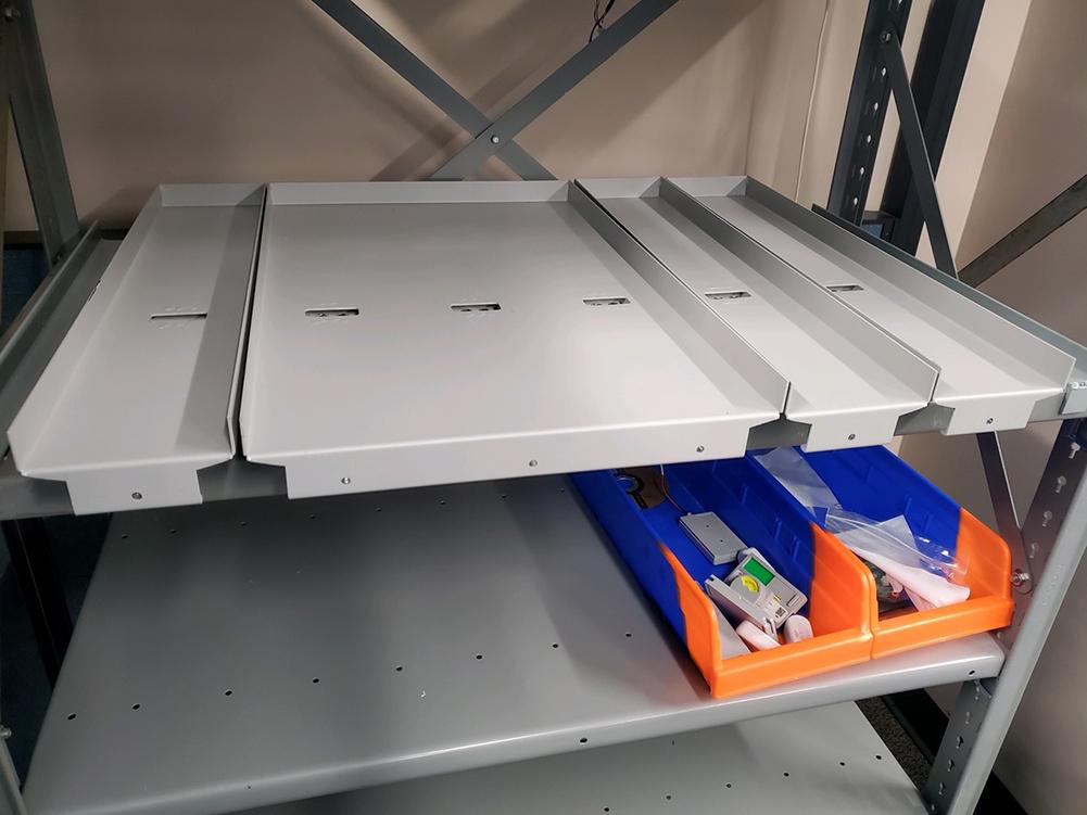 inventory smart shelf