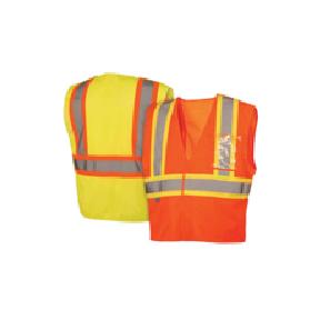 Pyramex Class 2 Solid Safety Vest [RVHL2710]