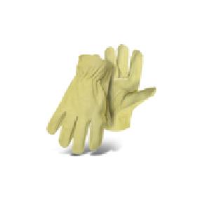 Grain Pigskin Leather Driver Keystone Thumb [1JL4052]