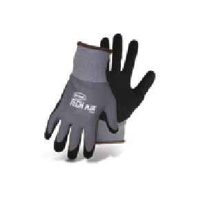 Boss TECH® Plus, Nitrile/Poly Palm Dipped Gloves [1UH7830]