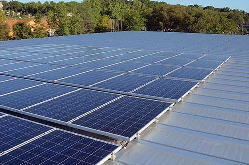 solar energy in iowa city
