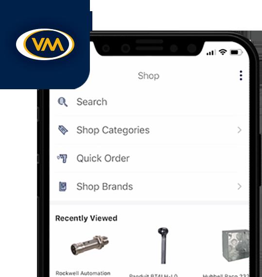 van meter mobile app
