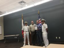 jason alt, patriot award