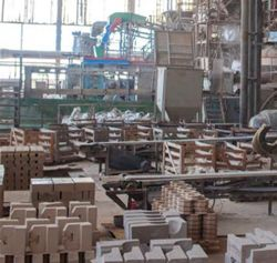 Brick Manufacturer Protects Workers from Electrocution While Using Wet Saws