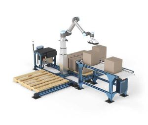 robotic palletizing and assembly