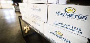 van meter announces intended rebrand, new leadership teams