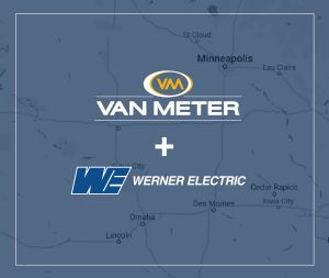 van meter to purchase werner electric mn